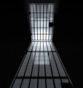 jailcell door